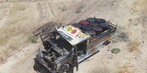 MSB Son dakika duyurdu! Bomba yüklü kamyonet vurularak durduruldu