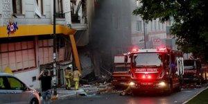 İstanbul'da patlama oldu! Ölü ve Yaralılar var