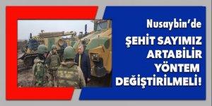 AK Partili Külünk: Nusaybin'de şehit sayımız artabilir, yöntem değişmeli