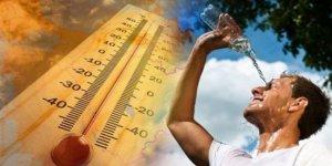 Meteorolojiden 5 il için sıcak hava uyarısı yapıldı