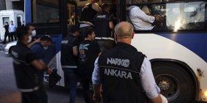 BATAKLIK'ta 67 zanlıdan 34'üne tutuklama