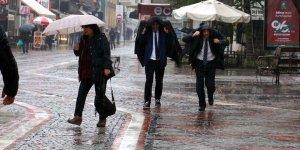 Meteorolojiden Marmara Bölgesi ve Batı Karadeniz için gök gürültülü sağanak uyarısı geldi