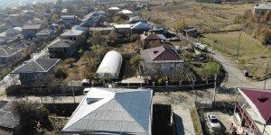 TİKA Gürcistan'da 45 Ahıska Türkü ailenin evlerinin tadilatını yaptı