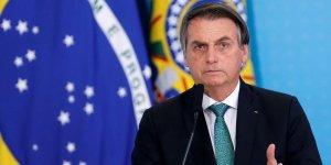 Brezilya Devlet Başkanı Bolsonaro koronavirüs yardım yasasını veto etti