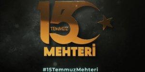 İletişim Başkanlığı'ndan şehitler anısına #15TemmuzMehteri