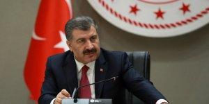 Sağlık Bakanı Koca: Yeni Vaka Sayılarını Tedbirlerle Düşürelim