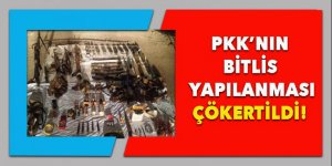 PKK'nın Bitlis yapılanmasa büyük darbe!
