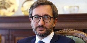 Fahrettin Altun: Milletimizin 15 Temmuz'da ortaya koyduğu mücadele milli iradenin zaferidir