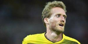 Borussia Dortmund'un futbolcusu Andre Schürrle yeşil sahalara veda etti