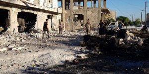 Azez'de terör saldırısı: 5 ölü