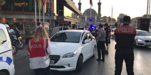 İstanbul'da Yeditepe Huzur asayiş uygulaması yapıldı!