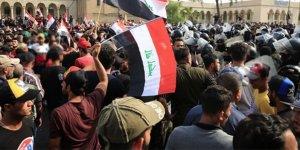 Irak'ta protesto gösterileri yine alevlendi: 2 ölü