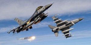 Irak'ın kuzeyine hava harekatı düzenlendi! 3 terörist etkisiz hale getirildi