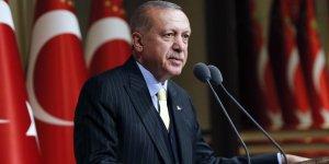 Cumhurbaşkanı Erdoğan: Evlatlarımıza yeni zaferler miras bırakacağız