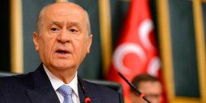 MHP lideri Bahçeli: Ayasofya ile Anıtkabir arasında bölücülük yapmak soysuzluktur