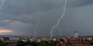Meteorolojiden Doğu Anadolu'daki 6 il için gök gürültülü sağanak uyarısı geldi!