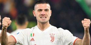 Bakan Kasapoğlu Juventus'ta şampiyonluk yaşayan Merih Demiral'ı kutladı!