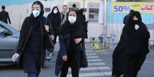 İran'da koronavirüsten son 24 saatte 215 kişi yaşamını yitirdi!