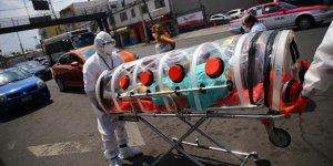 Meksika'da Kovid-19 sebebiyle 266 kişi hayatını kaybetti!