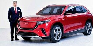 Yerli otomobili TOGG'un marka değeri yüzde 73'lere çıktı!