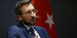 İletişim Başkanı Altun: Türkiye algı operasyonlarıyla diz çöktürülecek bir ülke değildir