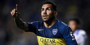 Boca Juniors Carlos Tevez'in sözleşmesini 2021 yılına kadar uzattı!