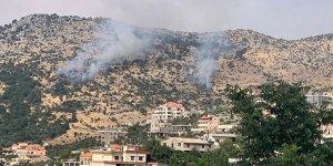 Lübnan resmi ajansı: İsrail sınırı ihlal etti, fosfor bombası kullandı