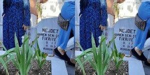 Zeynep C.'nin babası son yolculuğuna uğurlandı!