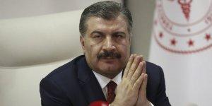 Sağlık Bakanı Koca: 45 günün en yüksek vaka sayısını açıkladık!