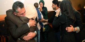 Emine Erdoğan, Suriyeli küçük kızı ailesine kavuşturdu