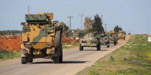 İdlib'de kara devriyesine saldırı: Bölge ateş altına alındı