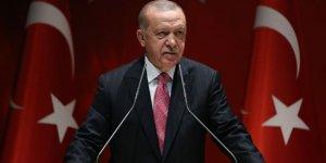 Cumhurbaşkanı Erdoğan'dan cuma namazında cemaate Covid-19 uyarısı