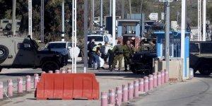 İsrail Ramallah'ı kapattı