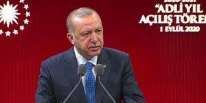 Cumhurbaşkanı Erdoğan: Akdeniz'in zenginliğine çökme çabası modern sömürgecilik