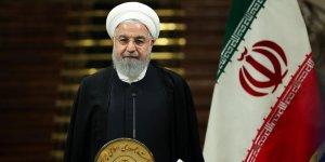 İran Cumhurbaşkanı Ruhani: Halkın sırtına ağır bir yük bindi