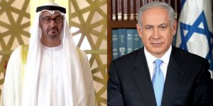 İsrail Başbakanı Netanyahu'dan BAE lideri Zayed'e: Barışın mimarı sensin!