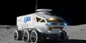 Toyota'nın Ay'a gidecek aracının adı belli oldu