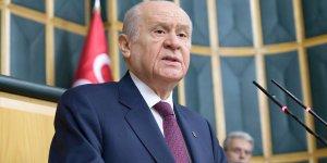 MHP lideri Bahçeli: 2023'te Cumhurbaşkanı adayımız Recep Tayyip Erdoğan'dır!