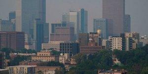 Denver'de hava sıcaklığı 48 saatte 36 derece düştü! Kar bekleniyor