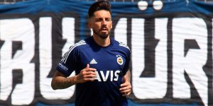 Fenerbahçe'nin yeni transferi Sosa: Burada olduğum için çok mutluyum