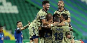 Süper Lig'in ilk açılış maçında Fenerbahçe Rize deplasmanından üç puanla ayrıldı!