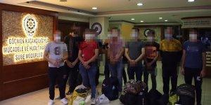 İstanbul'da göçmen kaçakçılığı operasyonu: 12 kişi tutuklandı