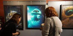 'Karadeniz Portreleri' sergisi açıldı