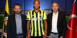 Fenerbahçe'nin yeni transferi Tisserand: Fenerbahçe, beni buraya getirerek iyi iş yaptı