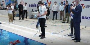 Gaziantep'te Teknofest kapsamında İnsansız Su Altı Sistemleri yarışması başladı!
