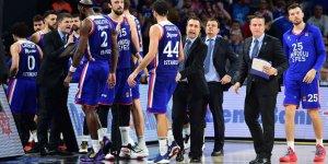 Basketbol Süper Ligi'nde Anadolu Efes galibiyet oranında en başarılı takım!