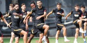 Galatasaray Pazar günü oynayacağı Fenerbahçe derbisi hazırlıklarına başladı!