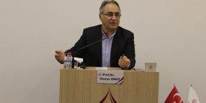 İlahiyatçı Prof. Dr. Hasan Onat Kovid-19 tedavisi gördüğü hastanede yaşamını yitirdi!