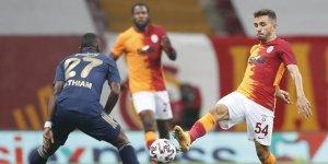 Galatasaray ve Fenerbahçe Türk Telekom Arena'da puanları paylaştılar!