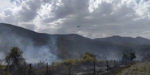 Muğla'da orman yangını! Yerleşim yerlerini tehdit ediyor